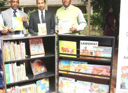 Launch of Mobile Libraries  A